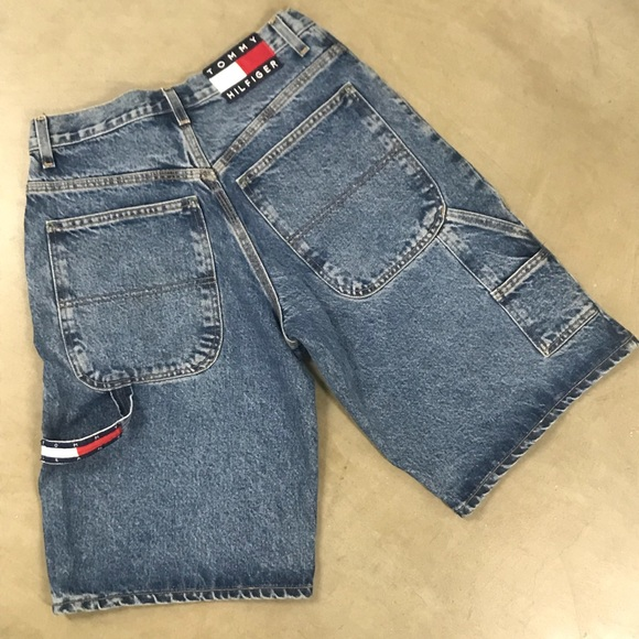 b9e784999a M_5b2ecc96951996c4fed47684. Other Shorts you may like. VTG Tommy Hilfiger  Carpenter Denim ...